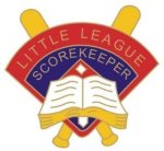 Scorekeeper pin - 1.25 Little League Recognition pins
