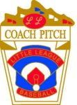 Coach Pitch Pin - 1.25 Little League Recognition pins