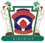 Senior League District pin - 1.25 Little League Tournament Pins