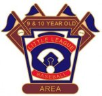 9-10 Yr. Old Area pin - 1.25 Little League Tournament Pins